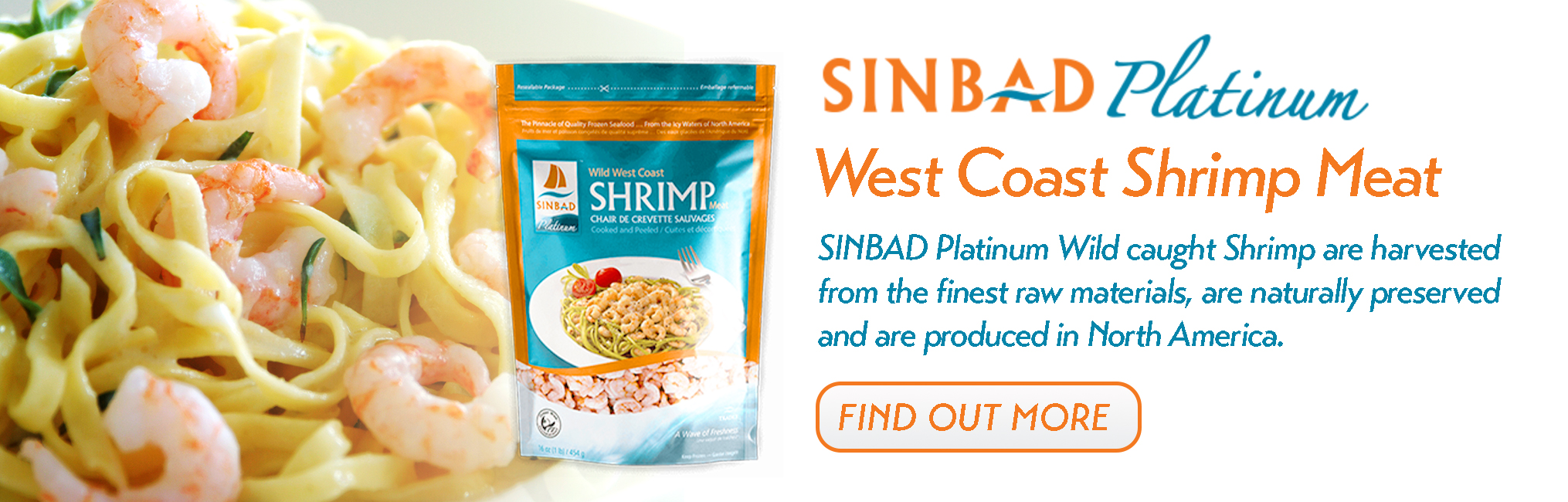 SINBAD Platinum Shrimp Meat
