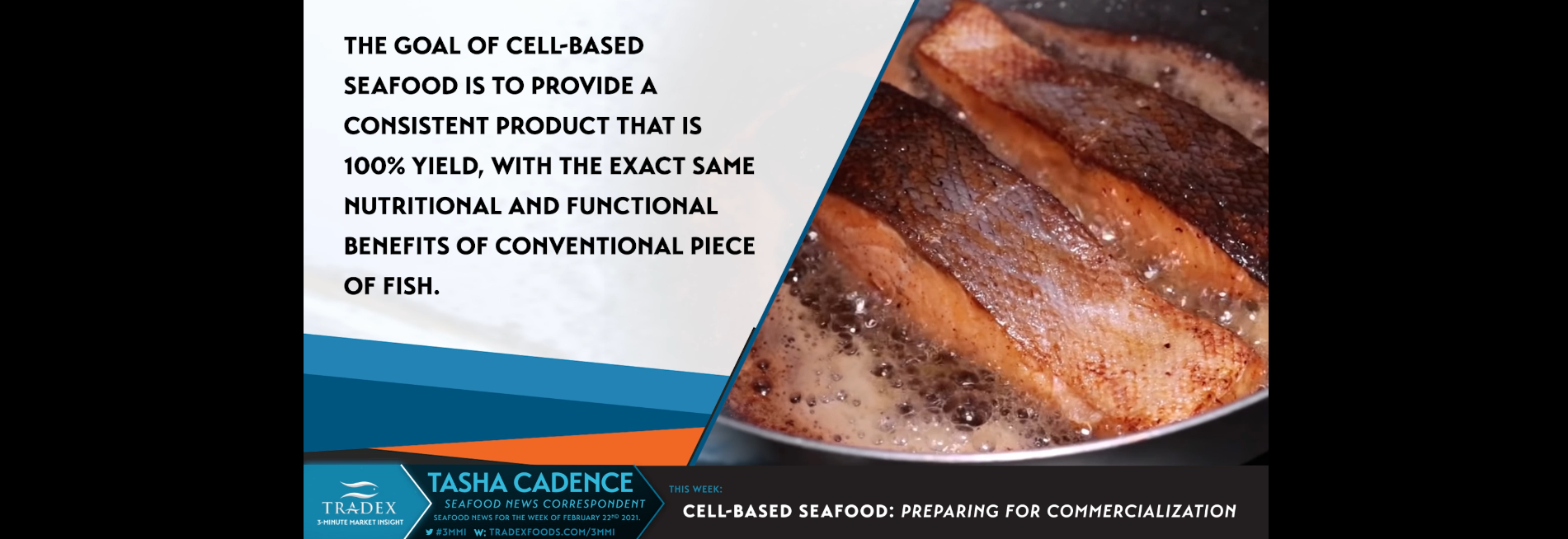 Cell-Based Seafood