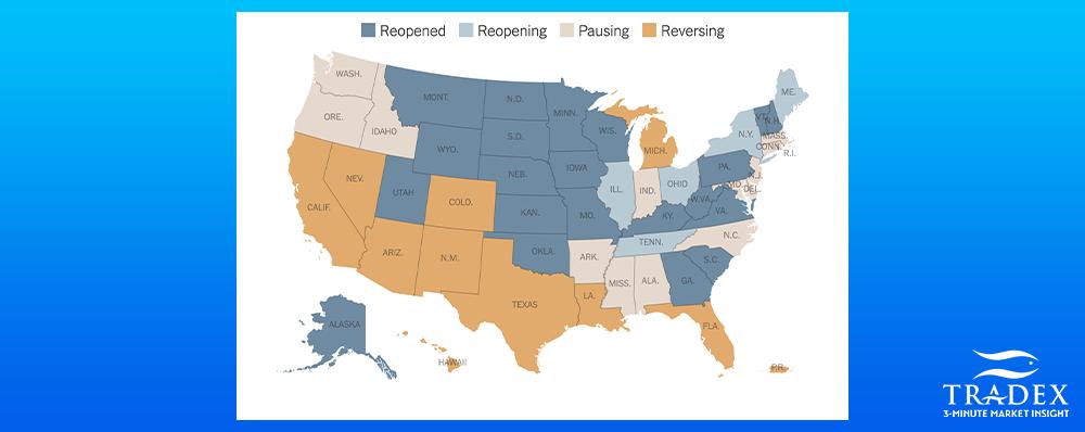 USA Reopenings