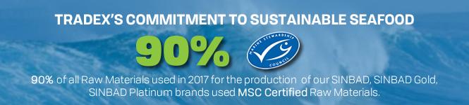 Tradex Foods Sustainability