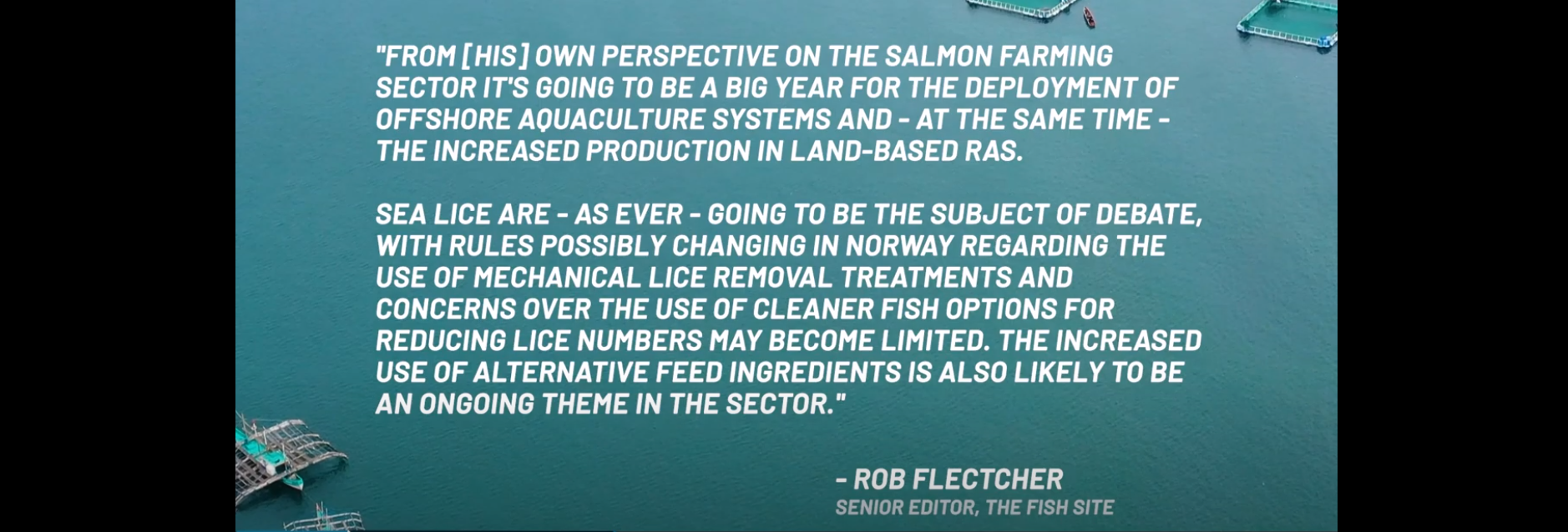 Farmed Salmon Market
