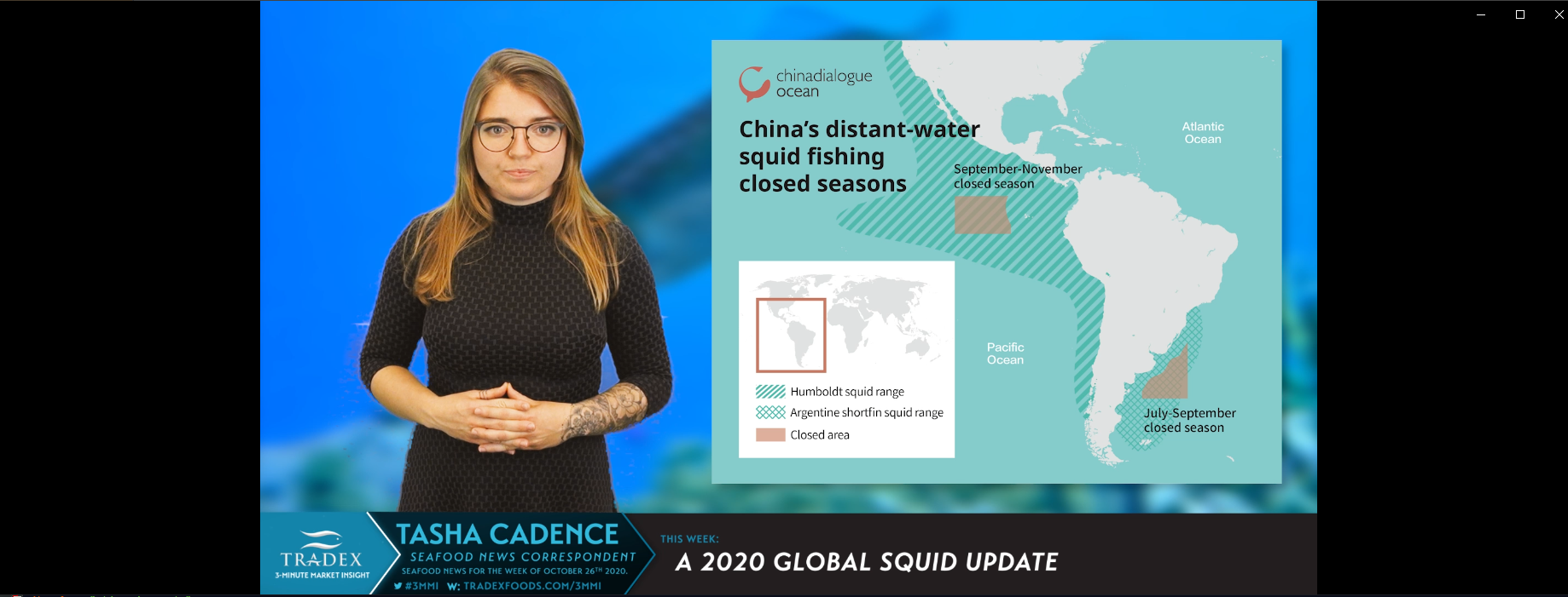 Chinese Season Closures