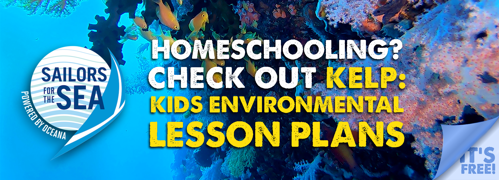 KELP Free Educational Programming