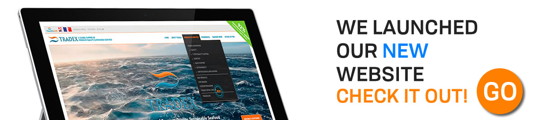 Tradex Foods New Website