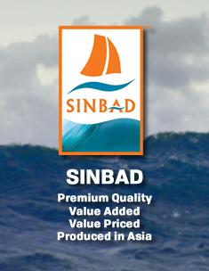 Tradex SINBAD Brand