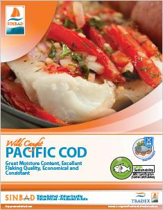 SINBAD Pacific Cod