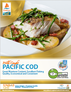 SINBAD Gold Pacific Cod