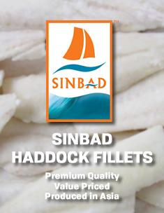 SINBAD Haddock Fillets