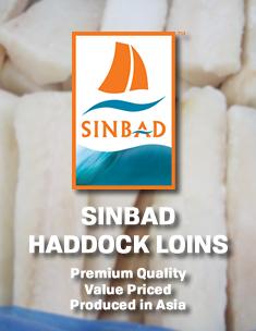 SINBAD Haddock Loins
