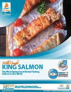 SINBAD Platinum King Salmon