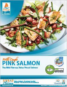 SINBAD Platinum Pink Salmon