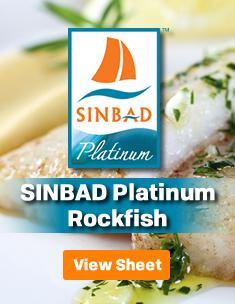 SINBAD Platinum Rockfish
