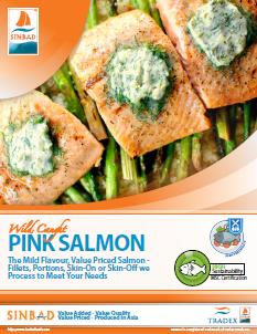 SINBAD Pink Salmon