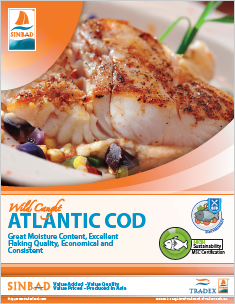 SINBAD Atlantic Cod